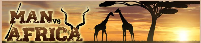 Man vs Africa