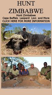 Hunt Zimbabwe
